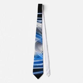 Torcido 1 azul corbatas