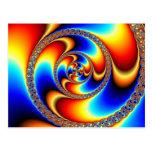 Torcido - postal del fractal