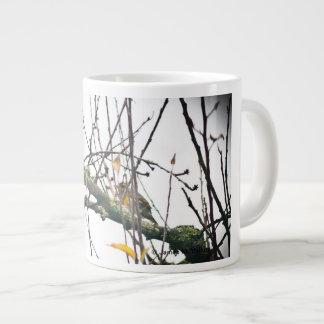 Tordo variado #1 taza grande