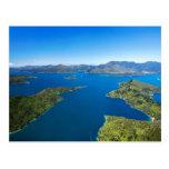 Torea Bay, Queen Charlotte Sound, Marlborough Postcard