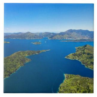 Torea Bay, Queen Charlotte Sound, Marlborough Tile
