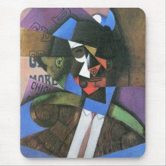Torero by Juan Gris Mouse Pad