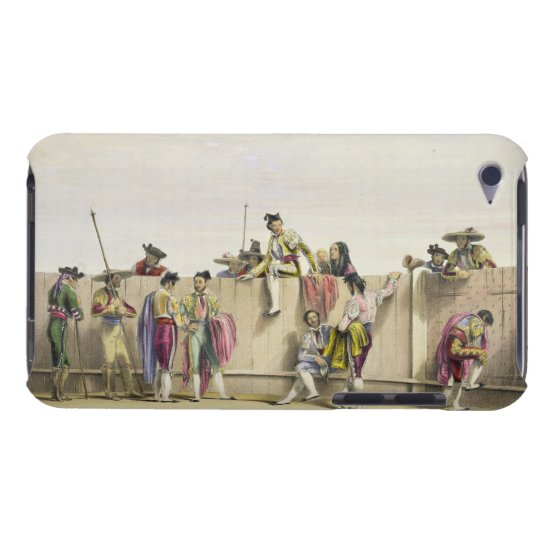 Toreros Reposing between the Bulls, 1865 (colour l iPod Touch Case