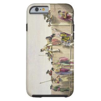 Toreros Reposing between the Bulls, 1865 (colour l Tough iPhone 6 Case