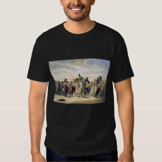 Toreros Reposing Between the Bulls T Shirt
