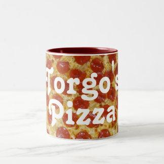 Torgo's Pizza Two-Tone Coffee Mug