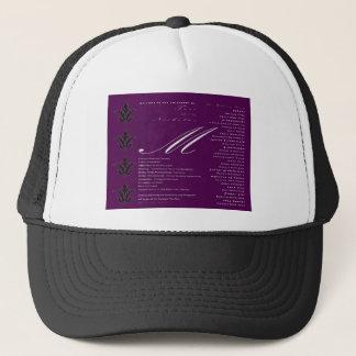 Tori-Wedding Program-1 Trucker Hat