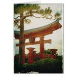 Torii Gate Card