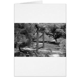 Torii Gate- horizontal Card