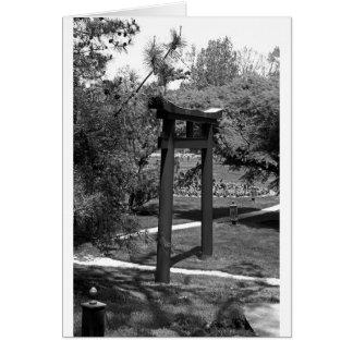 Torii Gate-vertical Card