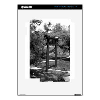 Torii Gate-vertical Decals For iPad 3