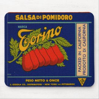 Torino salsa di pomodoro aka tomato paste mouse pad