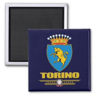 Torino Turín Iman Para Frigorífico