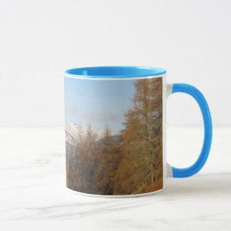 Torlum Hill, Perthshire, Scotland, Patsy Goodsir Mug