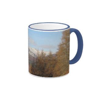 Torlum Hill Perthshire Scotland Patsy Goodsir Mugs
