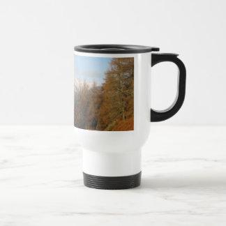 Torlum Hill, Perthshire, Scotland, Patsy Goodsir Travel Mug
