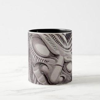 torment 3 Two-Tone coffee mug