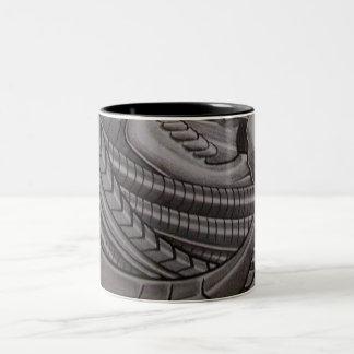torment 5 Two-Tone coffee mug