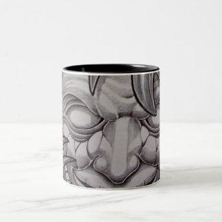 torment 6 Two-Tone coffee mug