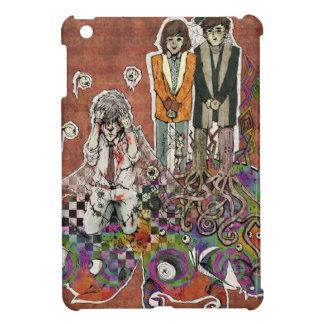 Torment Psychedelic Vintage Design iPad Mini Cover