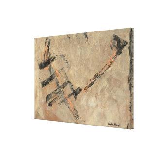 Tormenta antigua impresion de lienzo