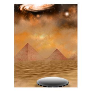 Tormenta de desierto postales
