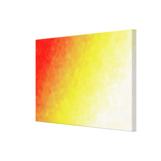Tormenta de fuego 1 impresión en lona estirada