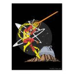 Tormenta de fuego - el hombre nuclear postal
