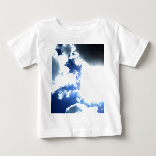 Tormenta de la luz del sol camiseta