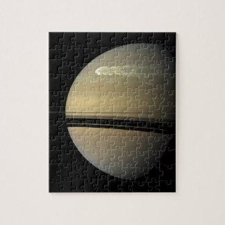 Tormenta de Saturn Rompecabezas Con Fotos