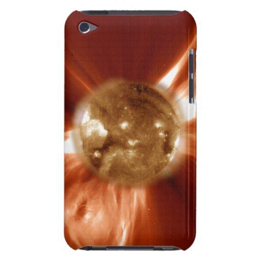 Tormenta de Sun iPod Touch Case-Mate Protector