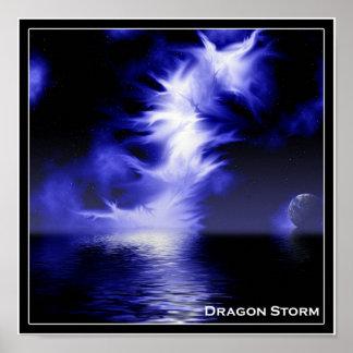 Tormenta del dragón posters