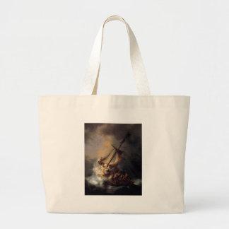 -Tormenta-en--Mar-de-Galilea-por-Rembrandt-furgone Bolsa