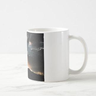 Tormenta inminente tazas de café
