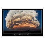 Tormenta nuclear poster