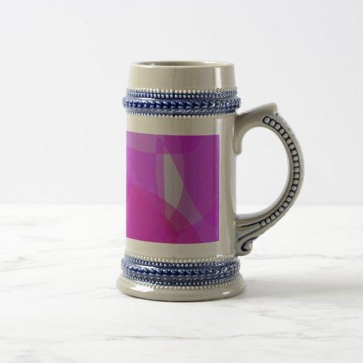 Tormenta púrpura tazas de café