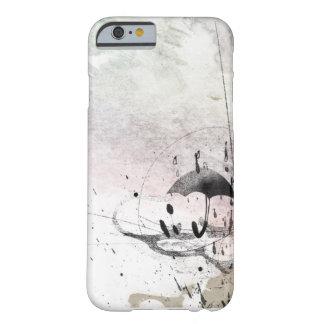 tormenta resistida funda para iPhone 6 barely there