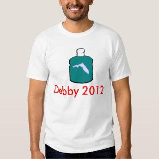 Tormenta tropical Debby Poleras