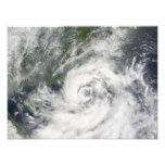 Tormenta tropical Kammuri Impresión Fotográfica
