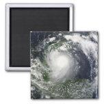Tormenta tropical Karl sobre la península del Imán Cuadrado