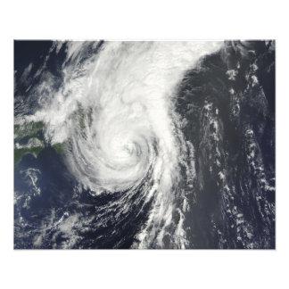 Tormenta tropical Krovanh Fotografías
