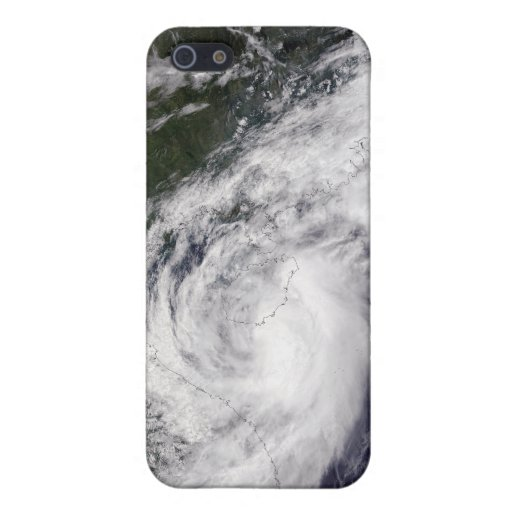 Tormenta tropical Mekkhala iPhone 5 Carcasa
