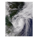 Tormenta tropical Mekkhala Póster