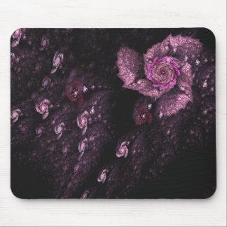 Tormenta violeta Mousepad