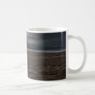 Tormenta y arena taza de café