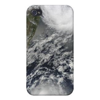 Tormentas tropicales Blas y Celia iPhone 4/4S Carcasas