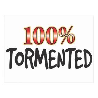 Tormented 100 Percent Postcard