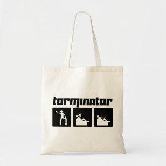 Torminator Budget Tote Bag