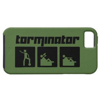 Torminator iPhone 5 Covers