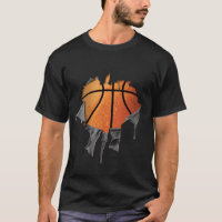 Torn Basketball T-Shirt